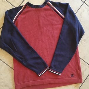 Men's timberland sweater